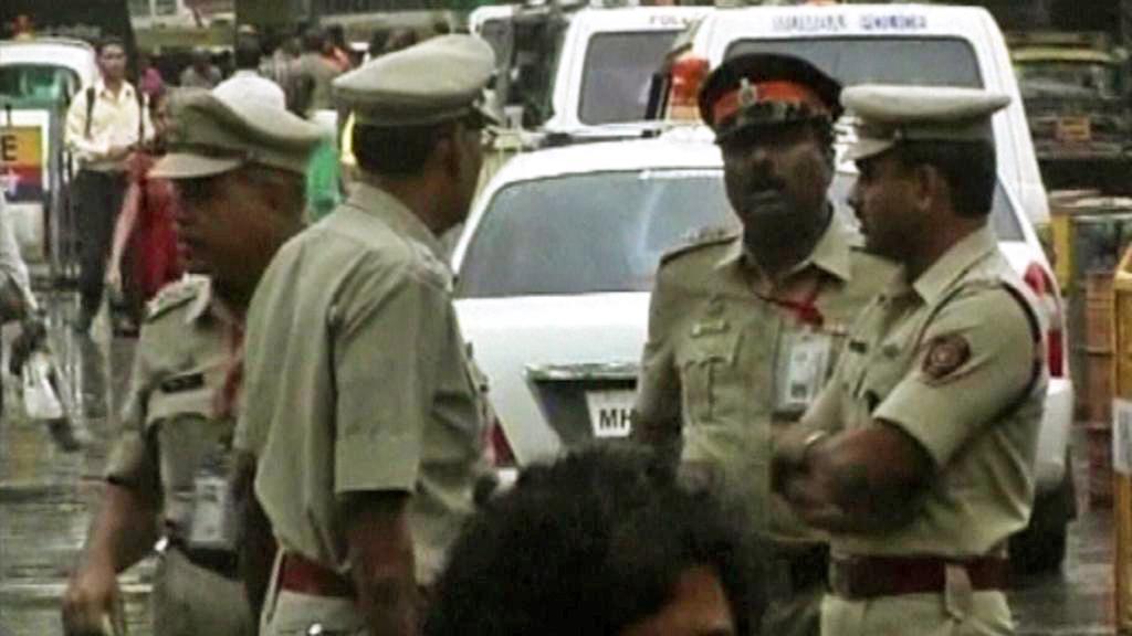 Indická policie