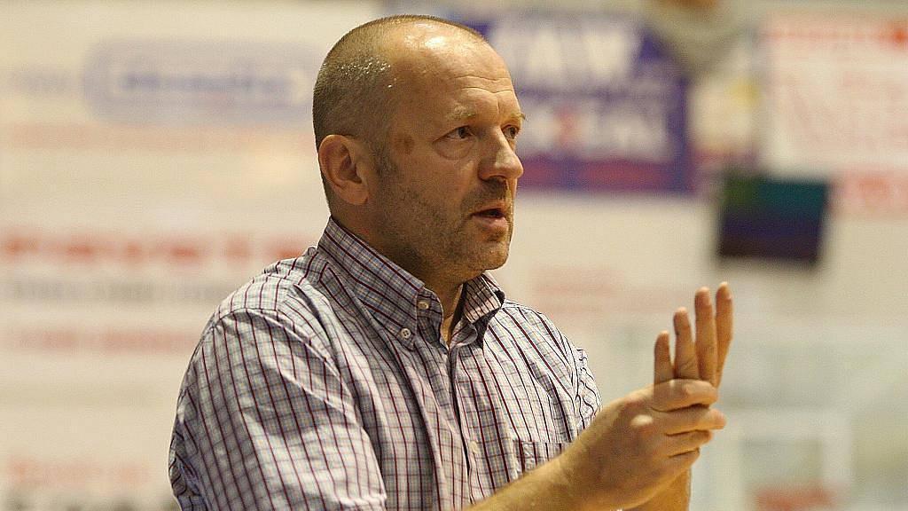 Ivan Husár - trenér ostravských volejbalistů