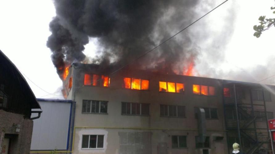 Požár Kovolisu