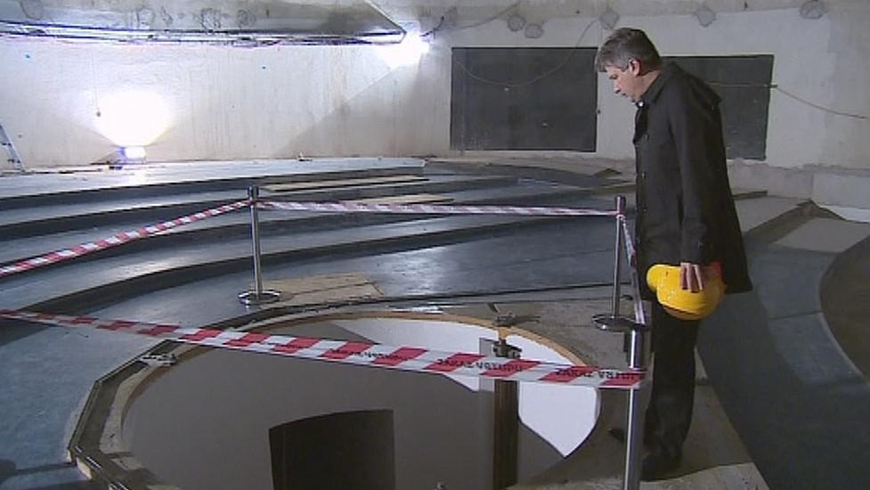 Modernizace planetária v brněnské hvězdárně