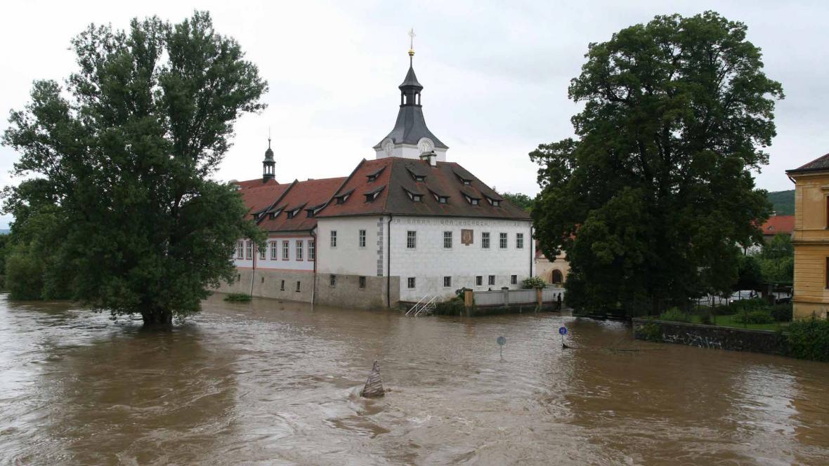 Dobřichovický zámek