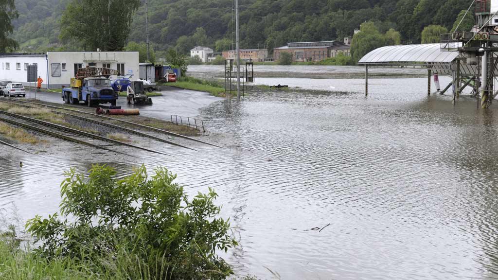 Ústí nad Labem, povodně