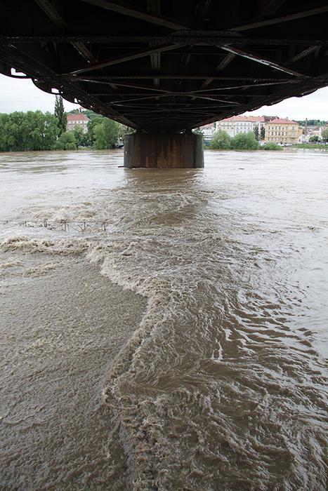 Praha - náplavka
