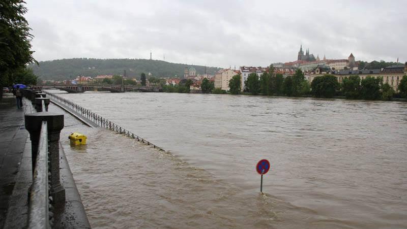 Povodně v Praze