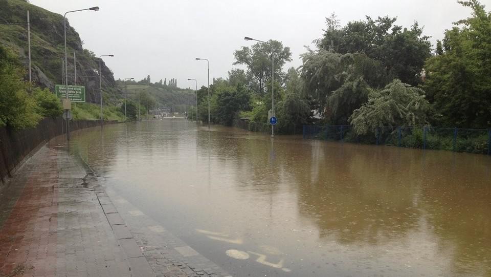 Pvodně v Praze-Podbabě