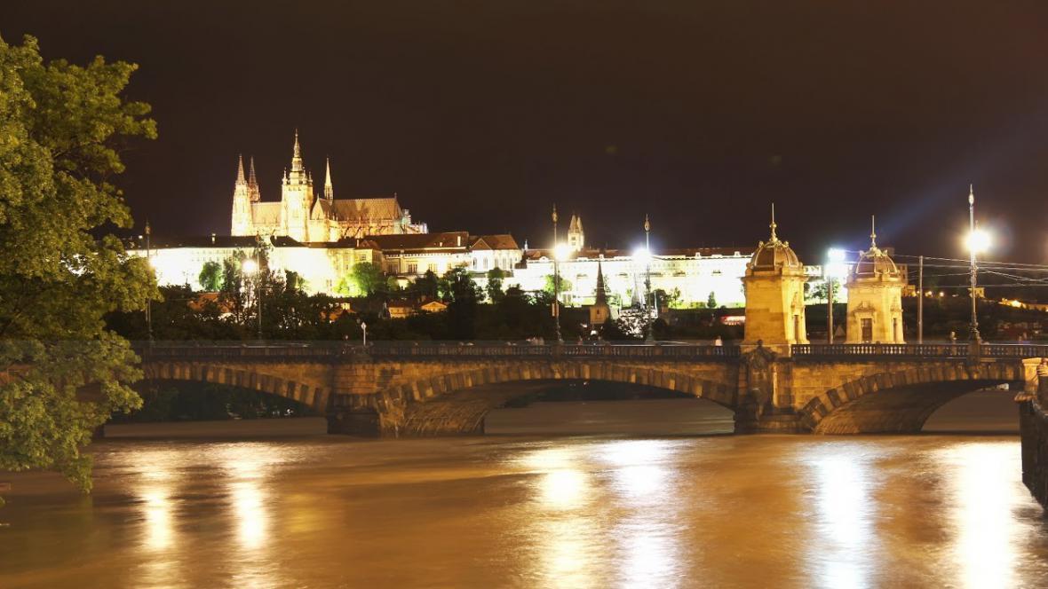 Praha, 22:00