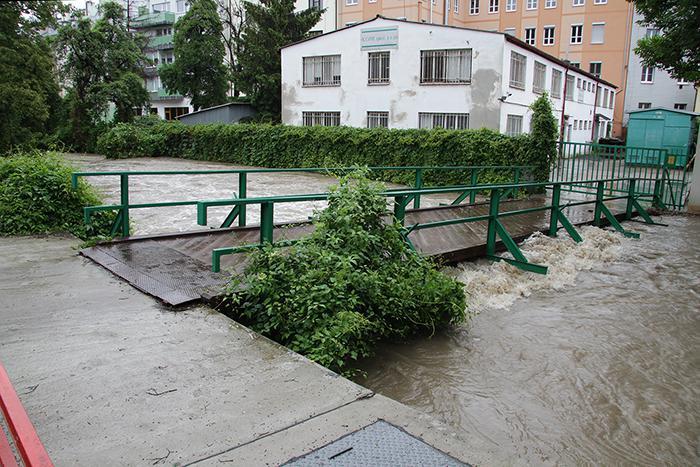 Praha Záběhlice - Botič