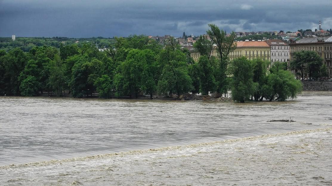 Praha, Střelecký ostrov