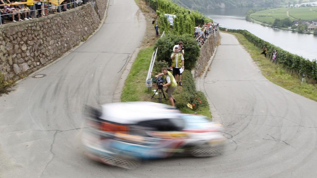 Rallye - ilustrační foto