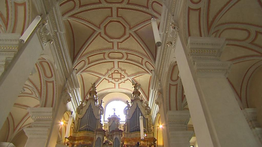 Katedrála sv. Mikuláše v Českých Budějovicích