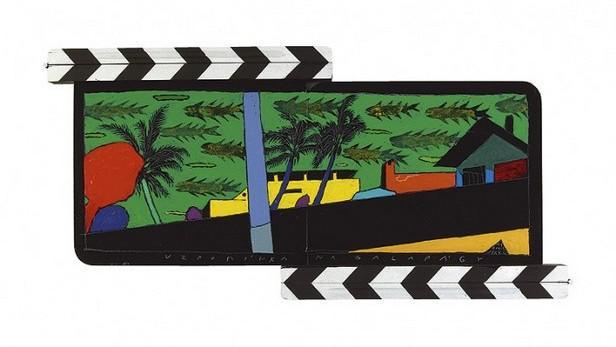 Boris Jirků - Vzpomínka na Galapágy