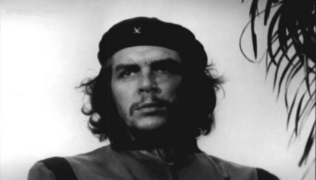 Ikonická fotografie slavného revolucionáře