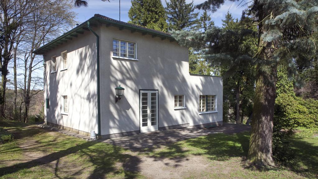 Guevarova vila ve středočeské obci Ládví