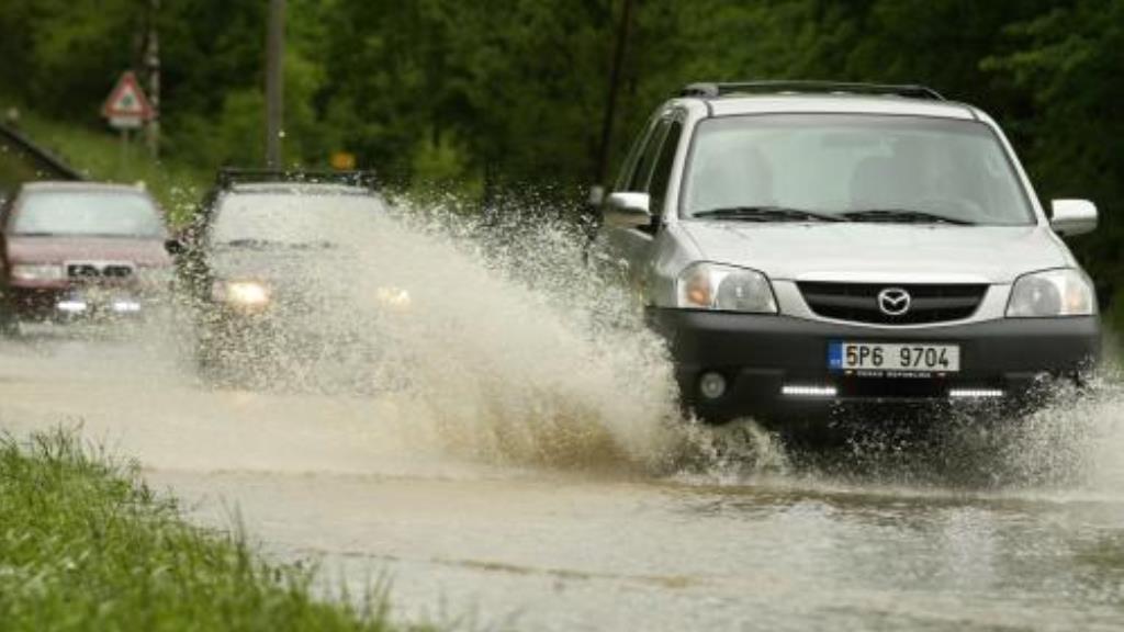 Hladiny řek v Plzeňském kraji