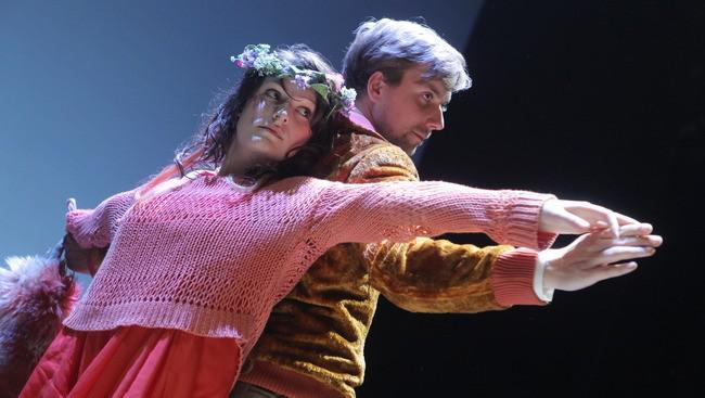 Liška Bystrouška v Národním divadle Brno