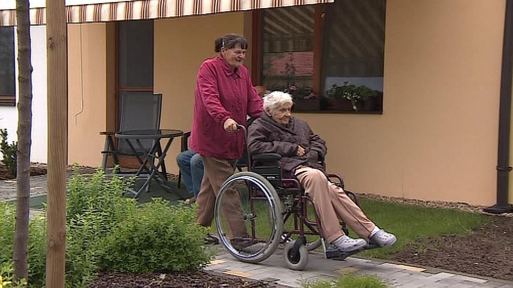 Život ve vesničce pro seniory