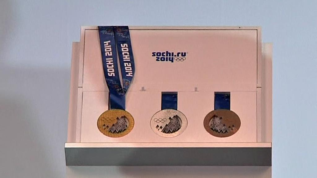 Medaile pro Soči