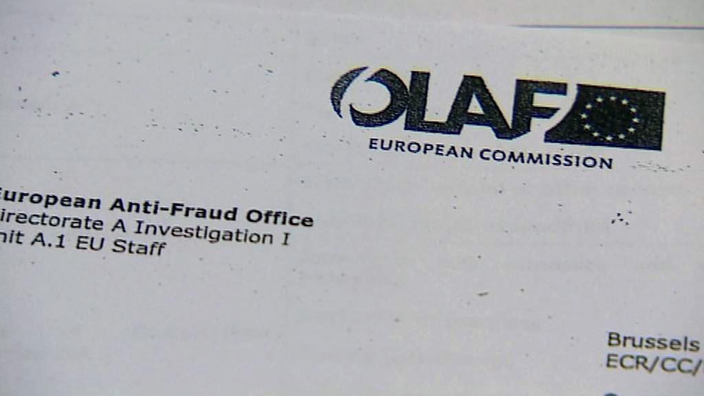 Zpráva protikorupčního úřadu OLAF