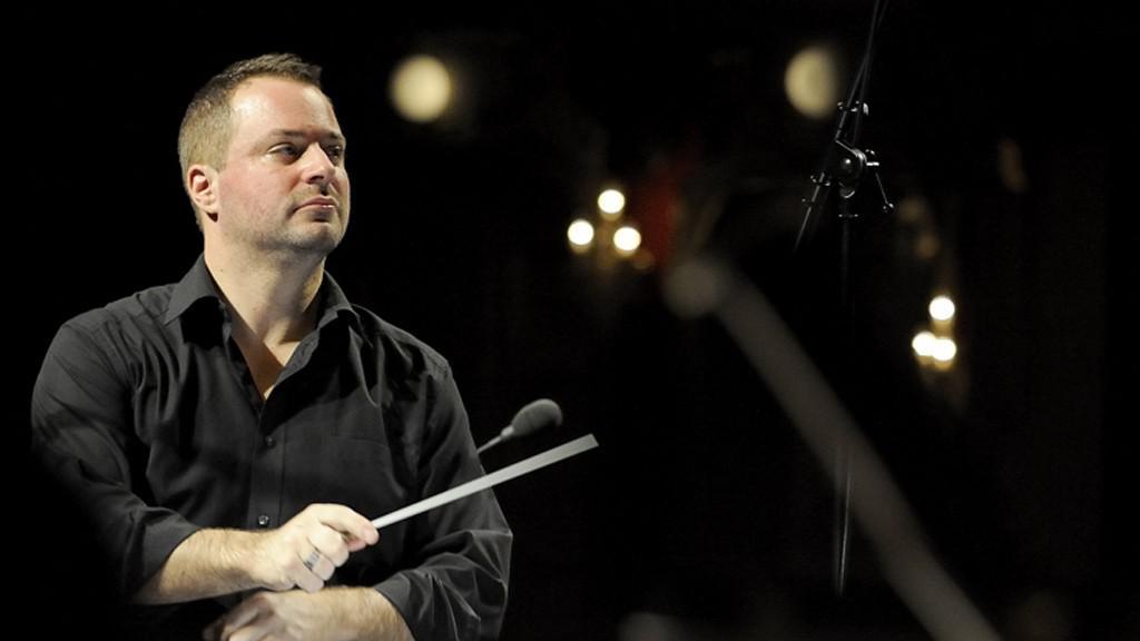 Robert Jindra, ředitel opery NDM v Ostravě