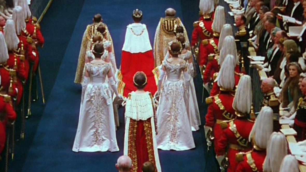 Korunovace Alžběty II.