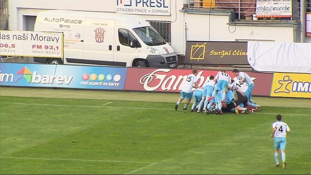O vítězství Veselí rozhodla až pátá série penalt