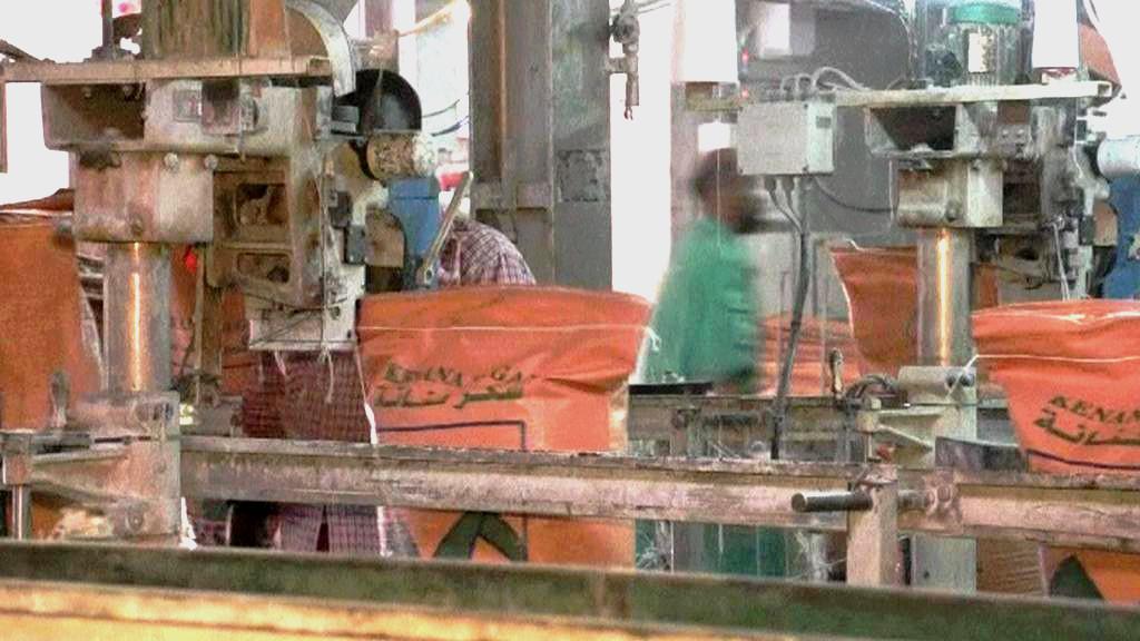 Výroba cukru v Súdánu