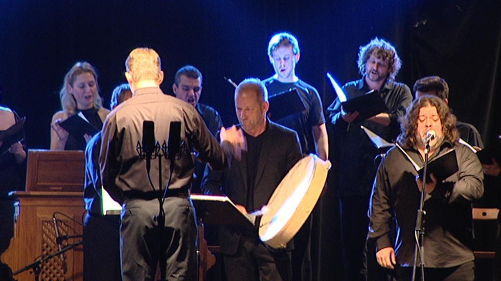 Ensemble Inégal s Davidem Kollerem v Meet Factory