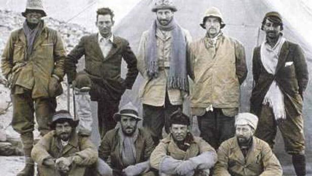 Britská expedice na Mount Everest na jaře roku 1924