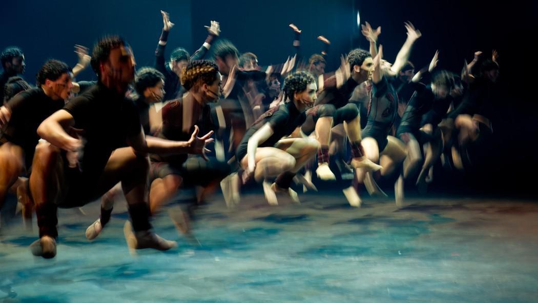 Svěcení jara v podání Anglického národního baletu