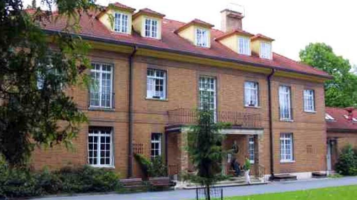 Budova Dětského centra ve Zlíně
