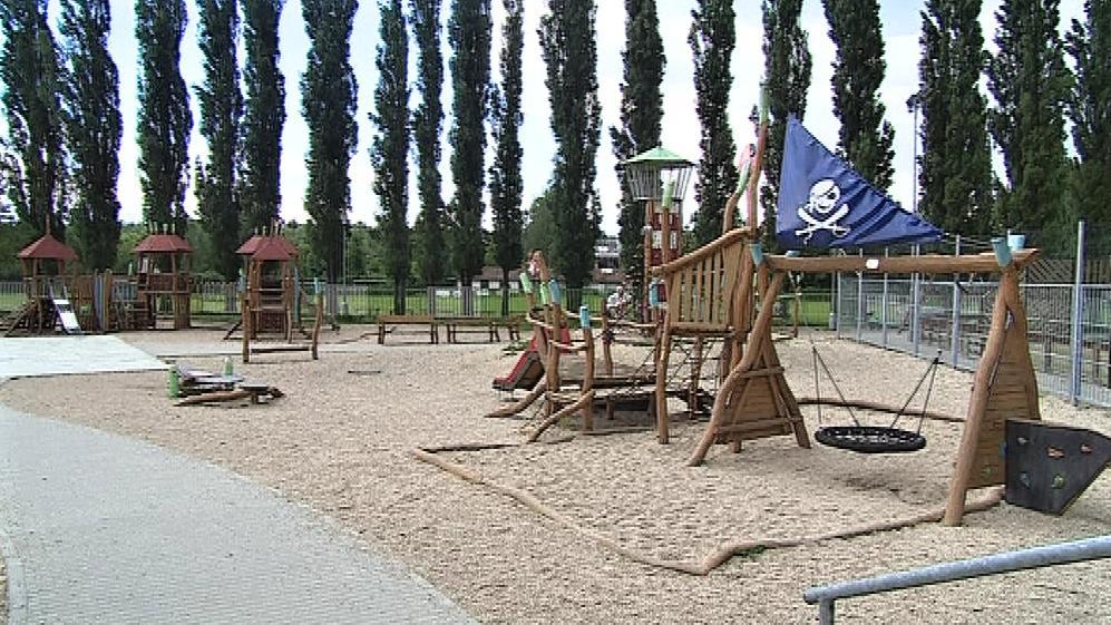 Předražené mělo podle opozice být i dětské hřiště v Bosonožské ulici