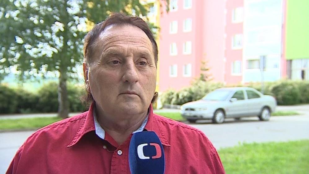 Bývalý starosta a nynější opoziční zastupitel Starého Lískovce Petr Hudlík (Nezávislí demokraté)