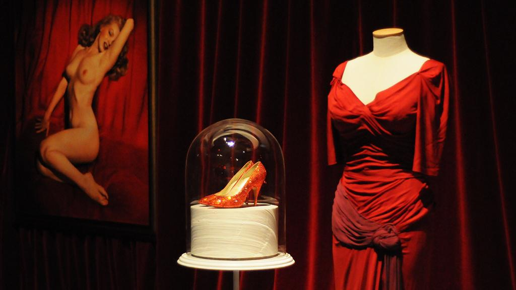 Výstava Marilyn