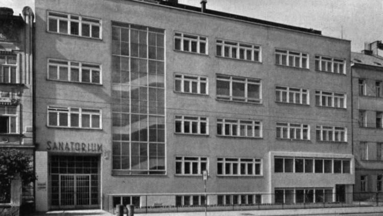 Šilhanovo sanatorium