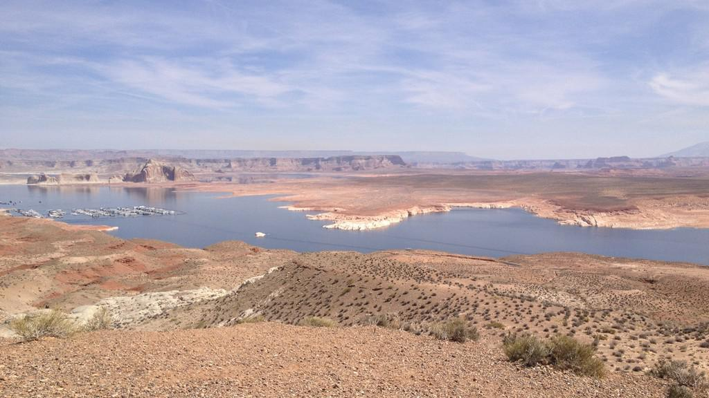 Jezero Lake Powell