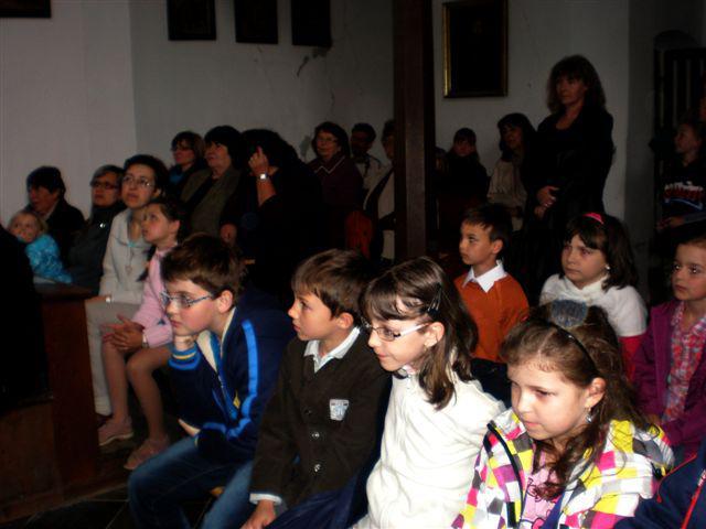 Noc kostelů v Košticích