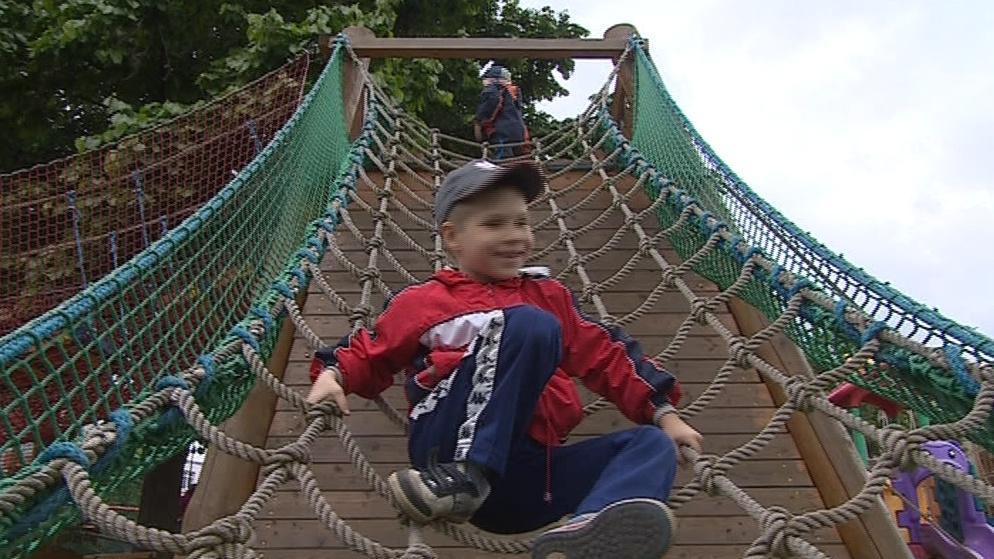 V areálu v Dobrovského ulici bude letos otevřen jenom funpark s atrakcemi pro děti