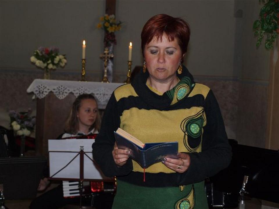 Z Noci kostelů v Příbrazi