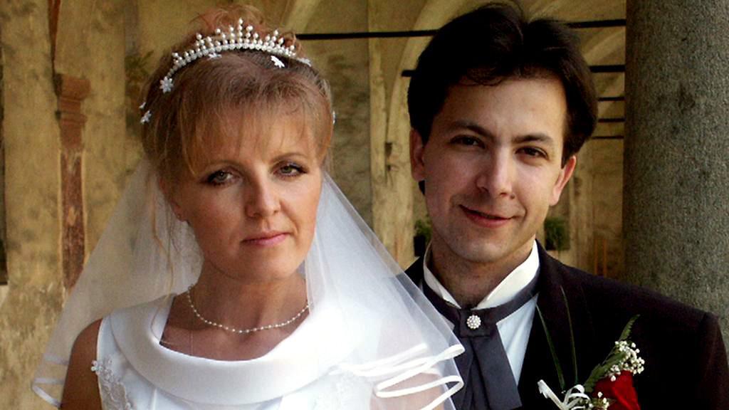 Z archivu Zdeňka Hromádky - svatba
