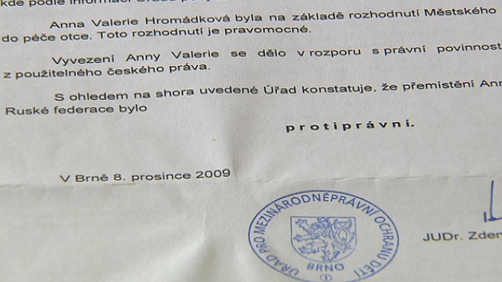 Z archivu Zdeňka Hromádky