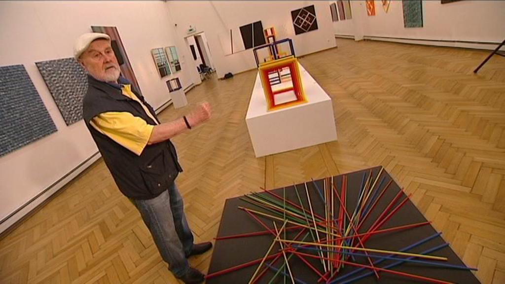 Výstava Eduarda Ovčáčka