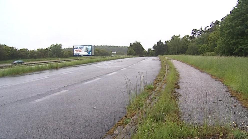 Uzavřená odpočívadla na jihomoravském úseku dálnice D1