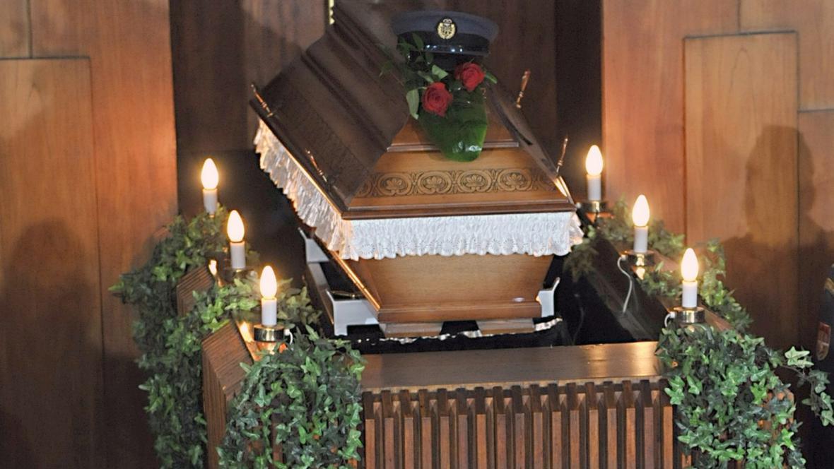 Poslední rozloučení se Zdeňkem Škarvadou