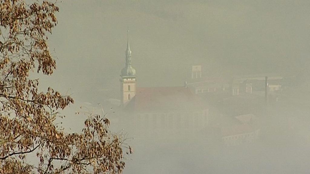 Smogová situace