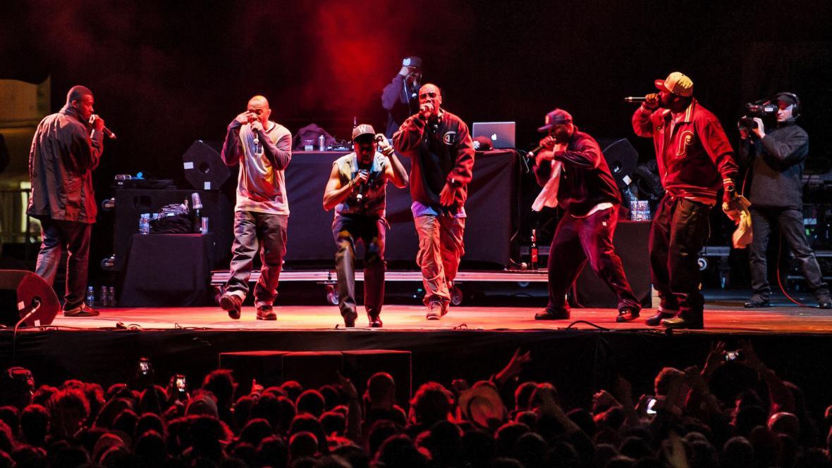Wu-Tang Clan na Primaveře
