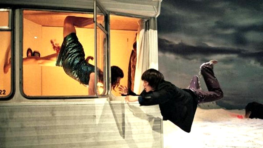 Peeping Tom / 32 rue Vandenbranden