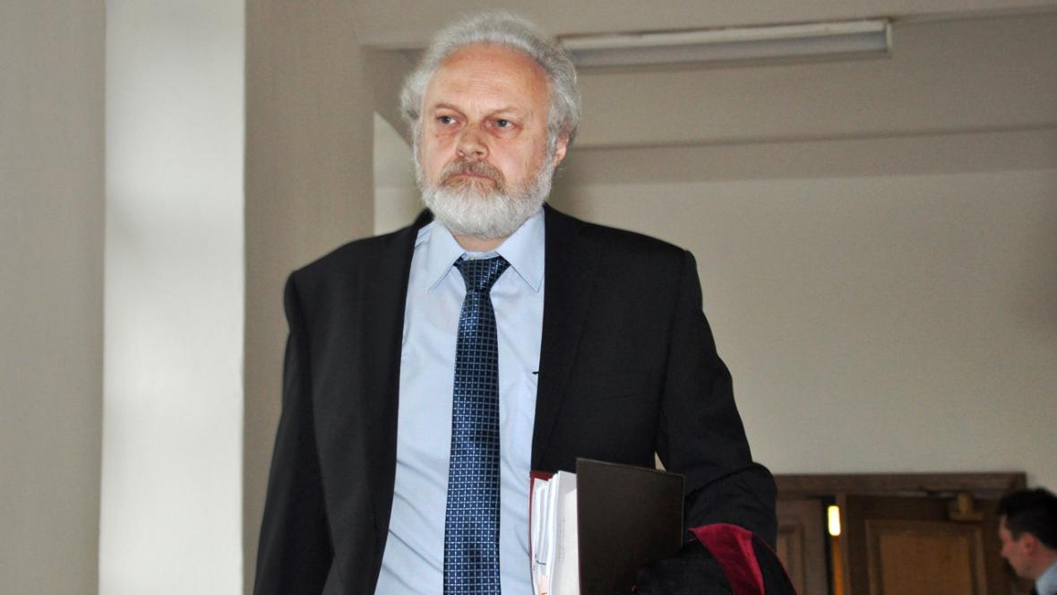 Státní zástupce Petr Jirát