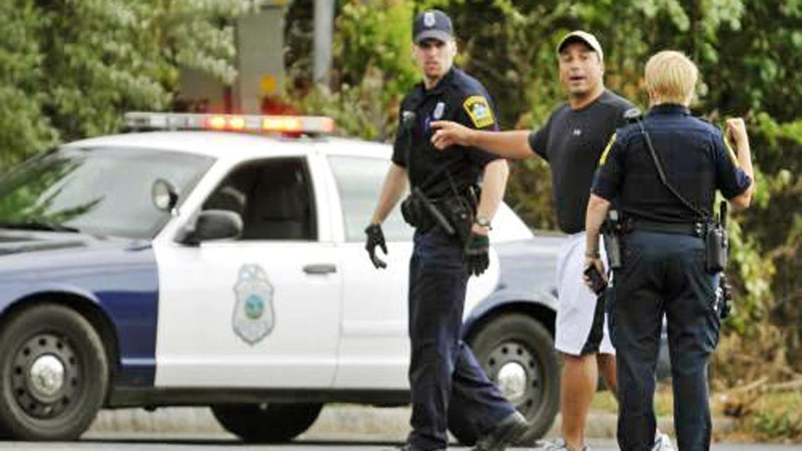 Americká policie