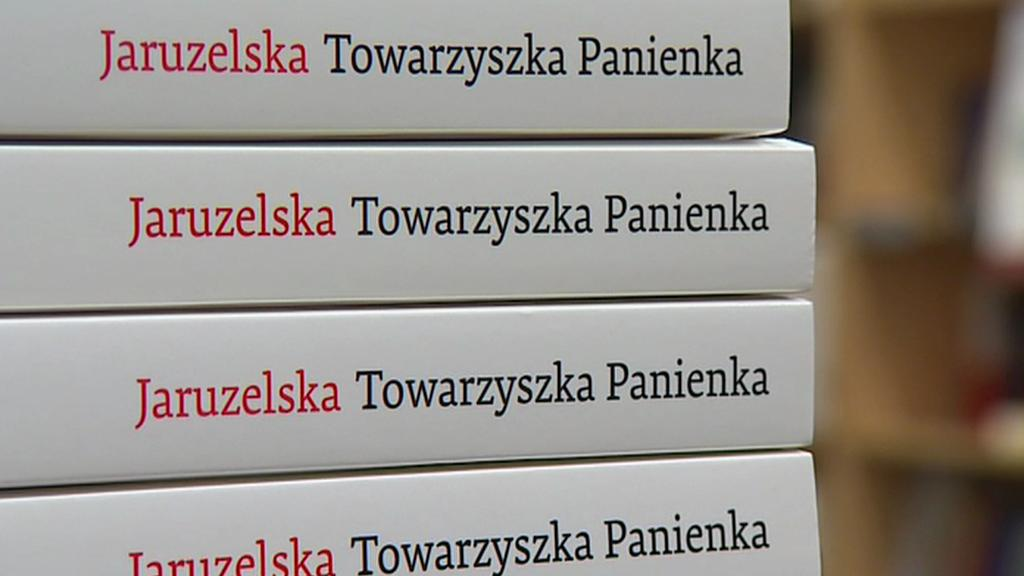 Kniha vzpomínek dcery generála Jaruzelského