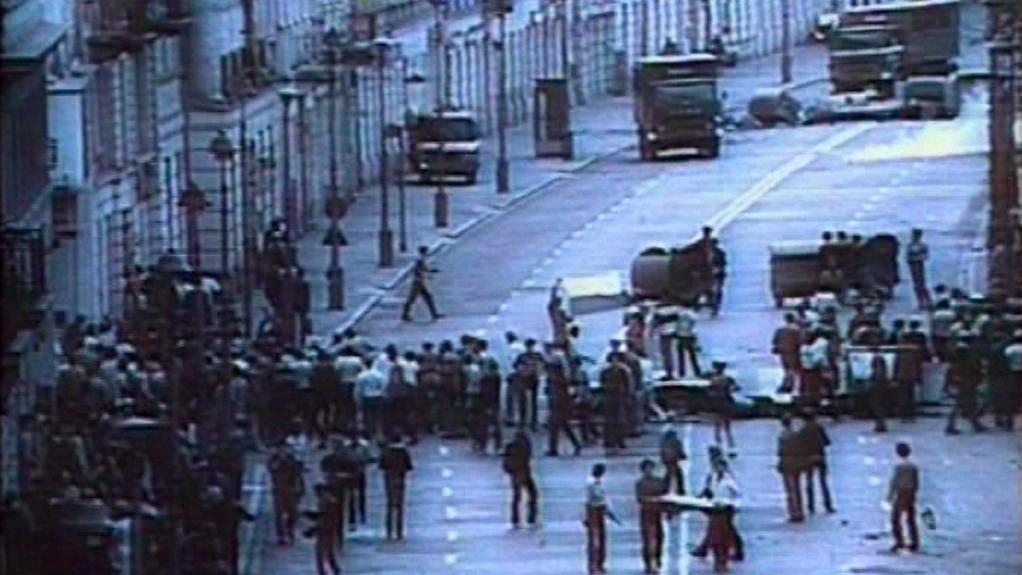 Výjimečný stav v Polsku (1981)